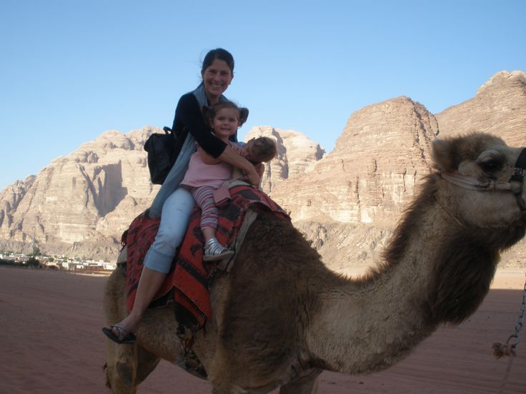 1 Day 1 Night Camel Trekking