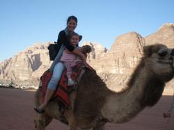 1 Day 1 Night Camel Trekking