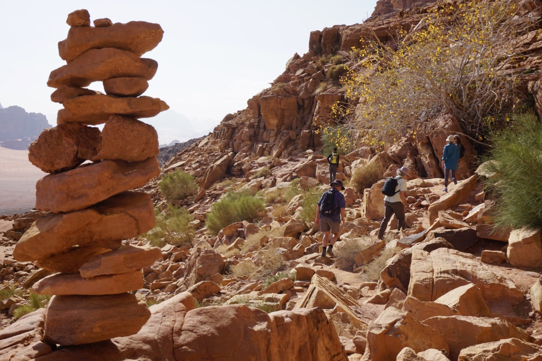 4 Day 3 Night Desert Hike Trek