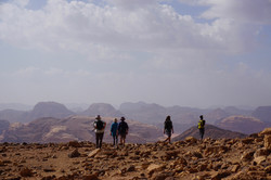 7 Day 6 Night Desert Hike Trek