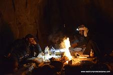 Wadi Rum Desert Camping Jordan