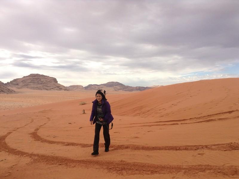 Um Sabata Sand Dune View Spot