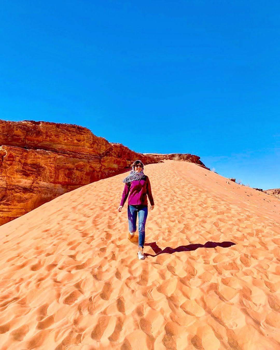 Sand Dune Area