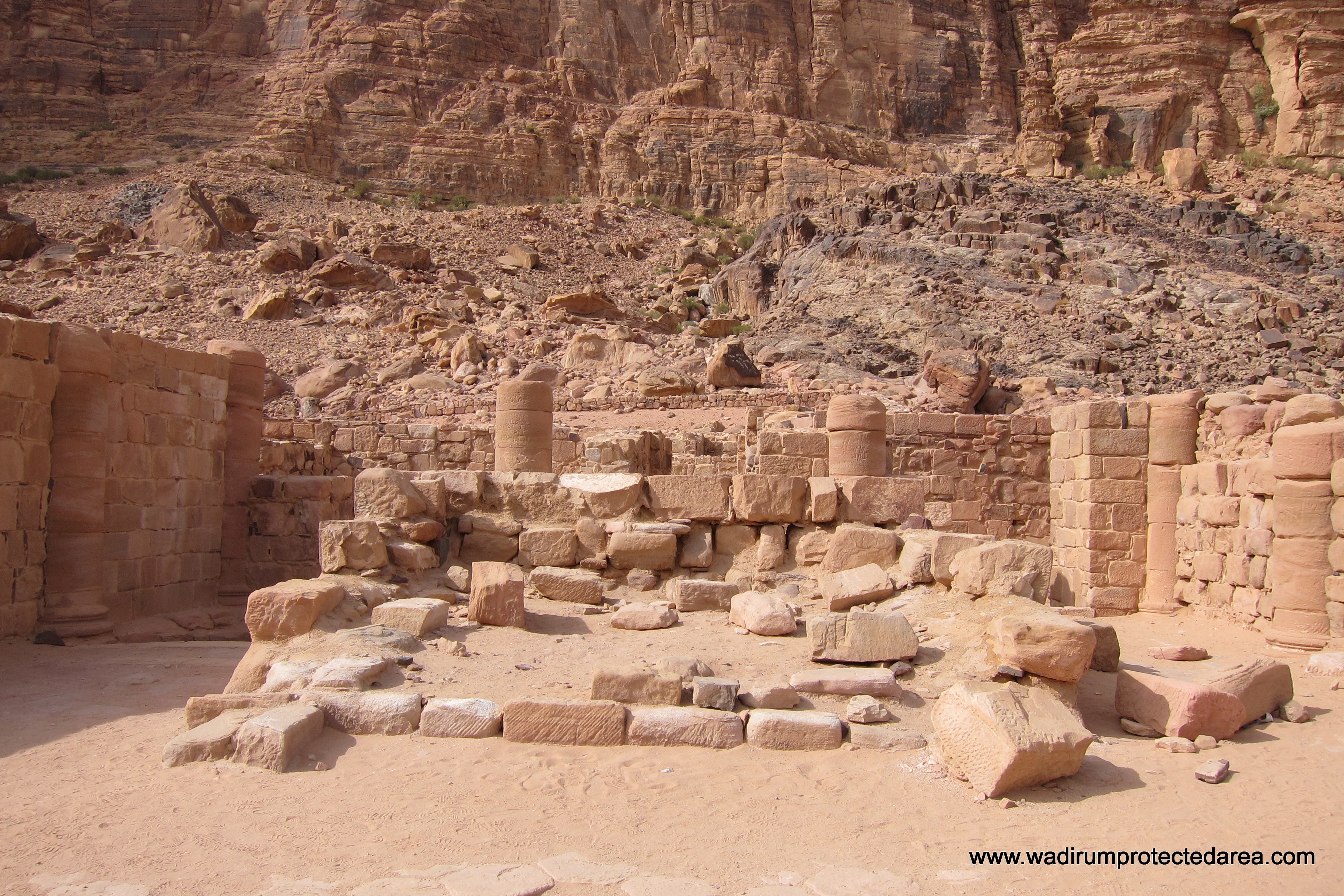 nabatean temple