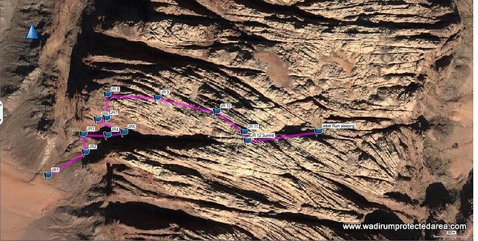 jebel rum hiking in jordan hiking in wadi rum hiking jordan jordan hiking