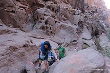 Wadi Rum Canyon Tour Jordan