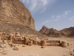 Nabataean Temple