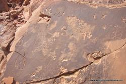 Jebel Qatar Inscription Walk