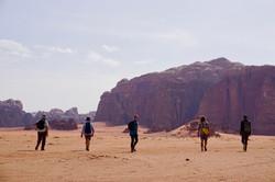 1 Day 1 Night Desert Hike Trek