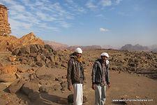Wadi Rum Hiking Tours