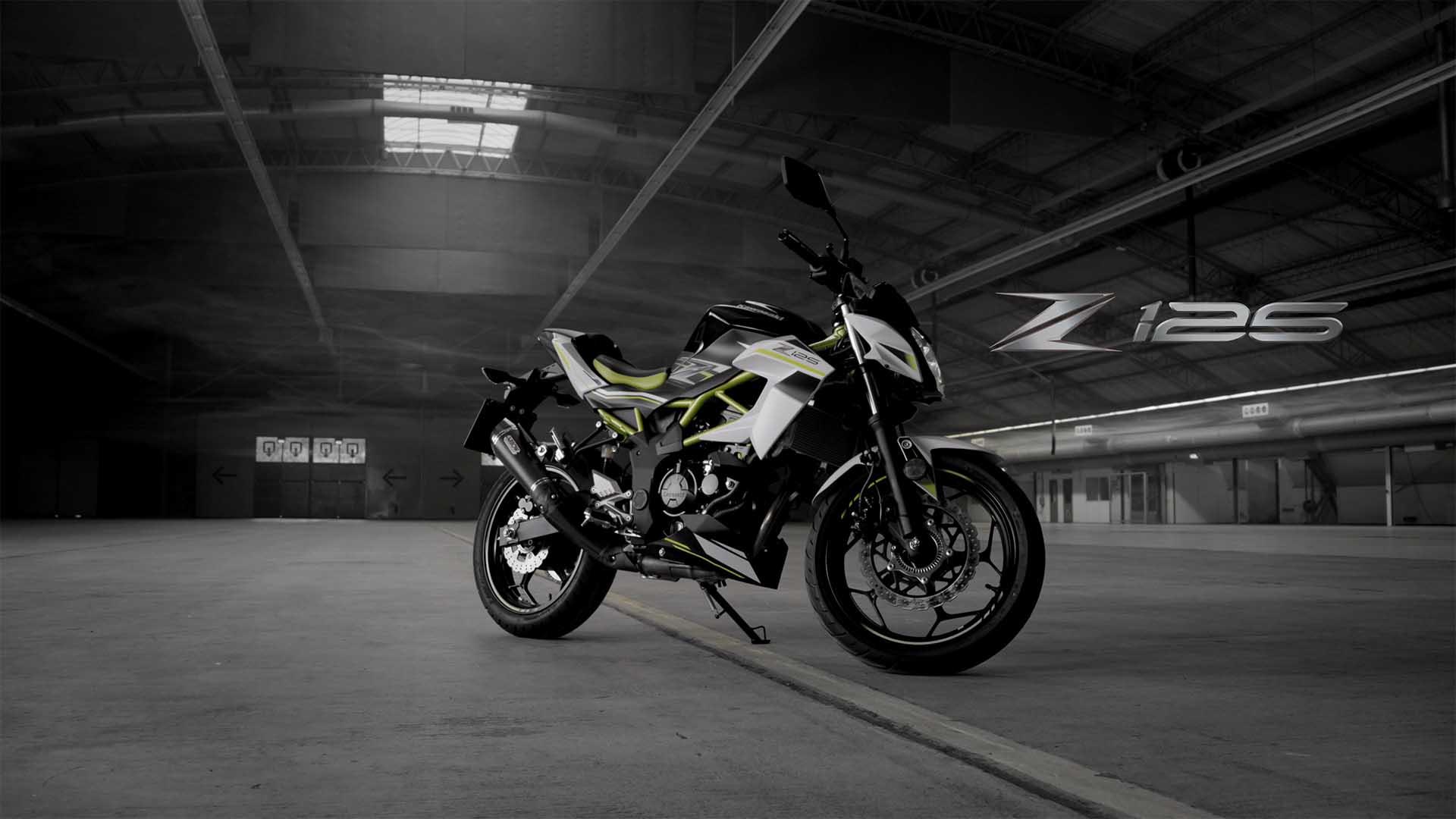 Kawasaki MY19
