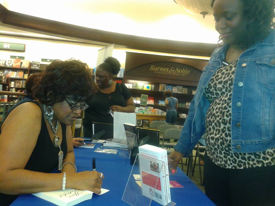 BarnesAndNoble Book Signing May 2016