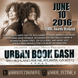 Urban Book Bash Flyer