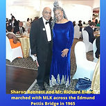 Sharon Bennett and Mr. Richard Bland-mar