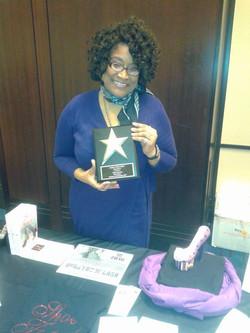 Sharon of Shoe Fetish & Award