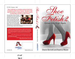 Shoe Fetish 2 Grown Into High Heels Book Cover (1)