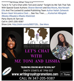 Let's Chat Radio Interview
