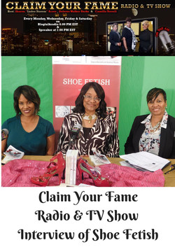 Claim Your Fame Interview
