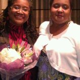 SEW Pres Quilesha & Sharon June 2012