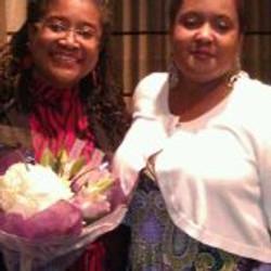SEW Pres Quilesha & Sharon June 2012