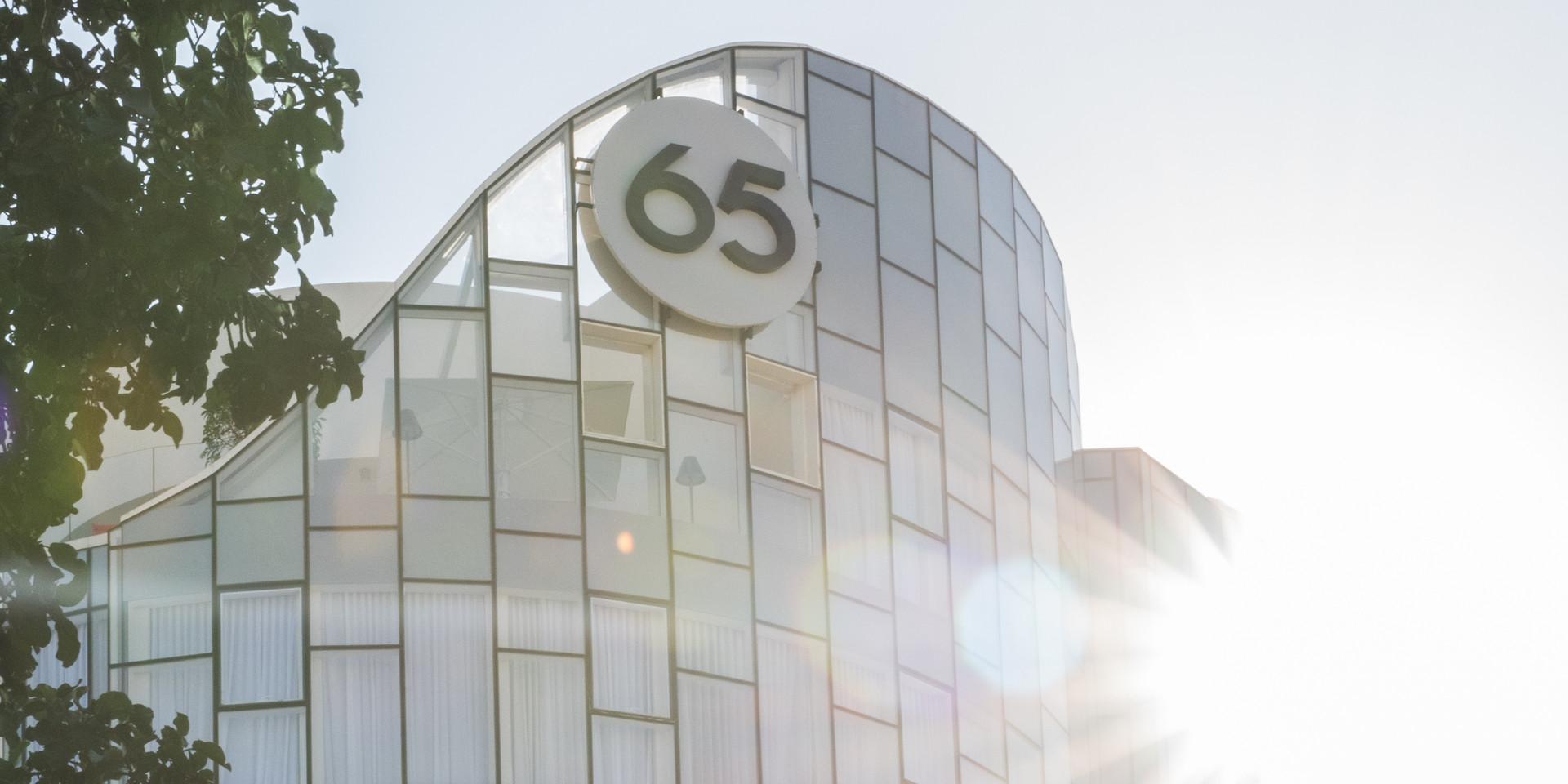 מלון 65 - רוטשילד 65 תל אביב