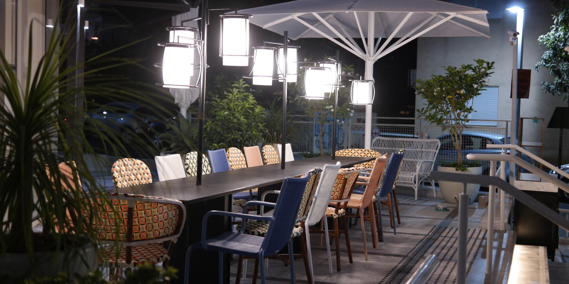 מרפסת קפה 65 - רוטשילד 65 תל אביב