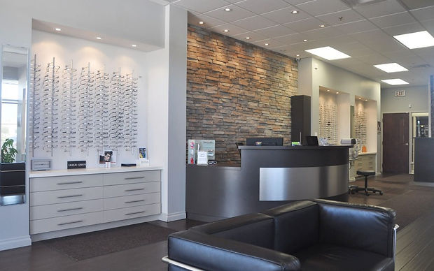 Milton Optometry Clinic Interior Fit Out