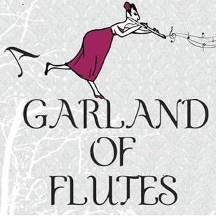 A Garland of Flutes ~ our repertoire available to download, listen & buy