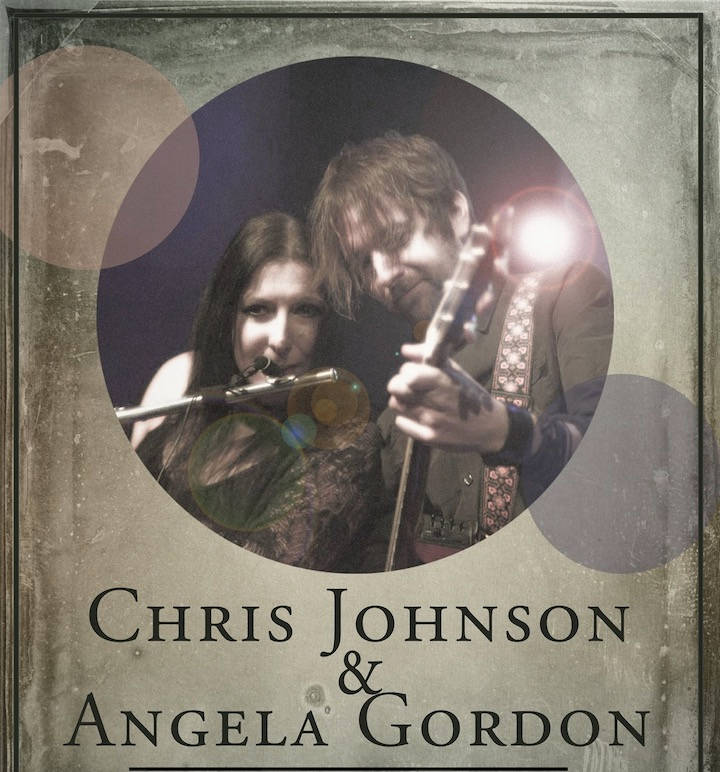 Chris Johnson & Angela Gordon
