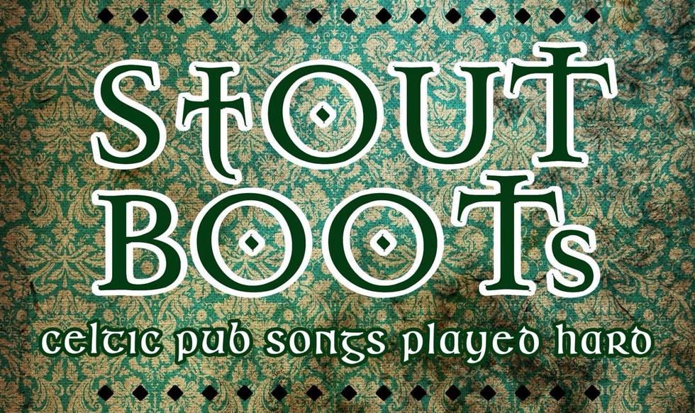 Stout Boots ~ celtic pub band with Chris Johnson