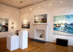 Traversed at The Open Eye Gallery Edinburgh