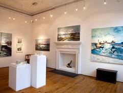 Traversed at The Open Eye Gallery Edinburgh