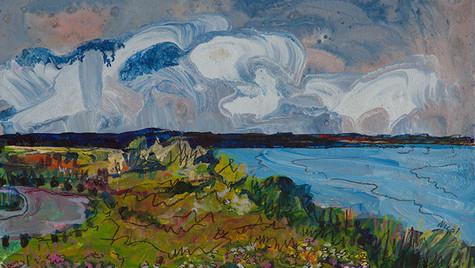 St. Andrews Dunes in Summer (Sold)