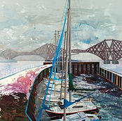 Bridged, South Queensferry From Goole La
