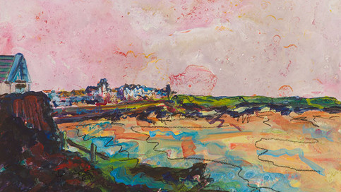 Elie Rocks and Beach (Sold)