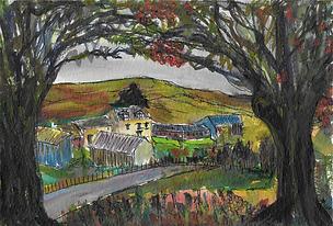 Brownsbank Cottage Study II