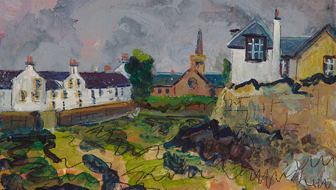 Dreel Hall, Anstruther