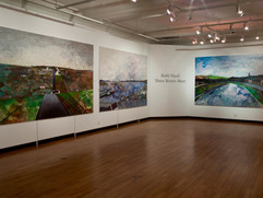 Three Rivers Meet at the Park Gallery Falkirk 2015