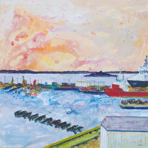 Western Harbour, Leith (Sold)