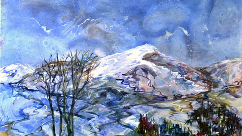 Cairngorms in winter