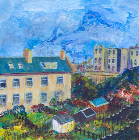 Thornville Terrace, Lochend Colonies, Leith