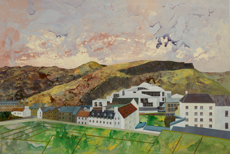 Hollyrood 2014 Robert Garioch