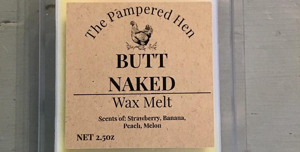 Butt Naked Wax Melt