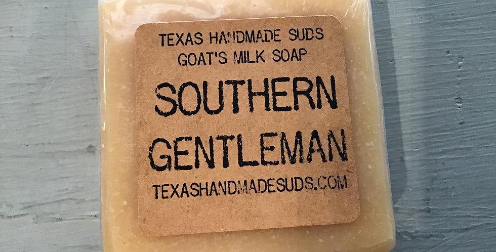 Southern Gentleman Soap