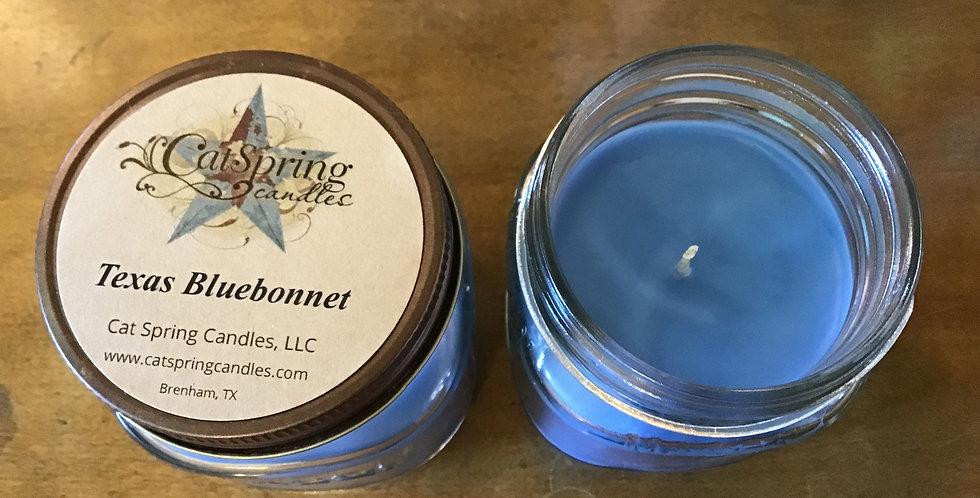 Texas Bluebonnet Candle