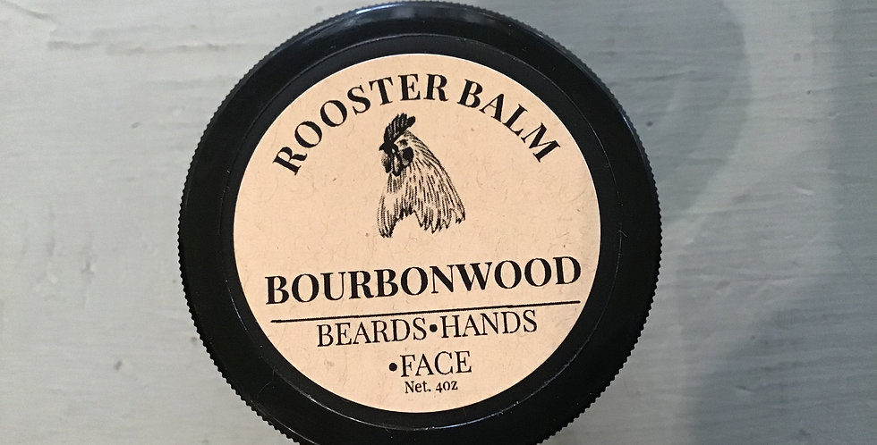 Bourbonwood Balm