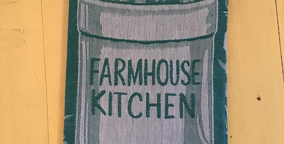 Farmhouse Kitchen Dish Towel