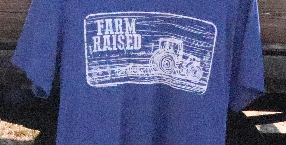 Farm raised tee