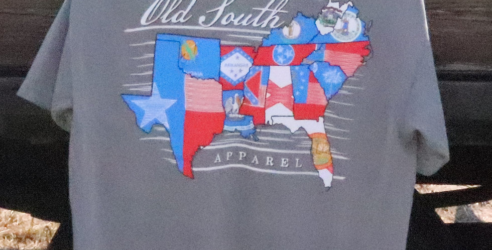 Southern states tee