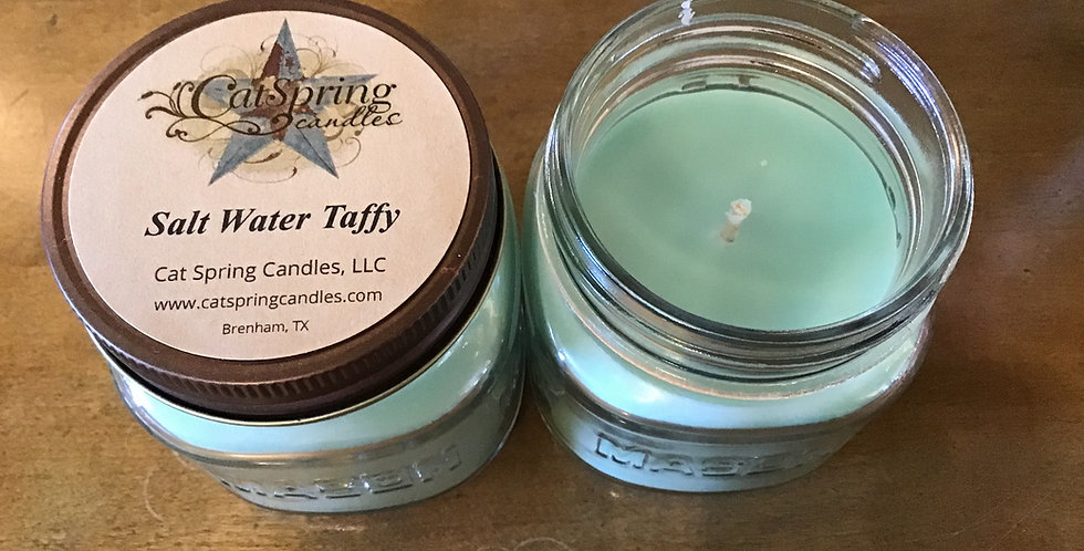 Salt Water Taffy Candle
